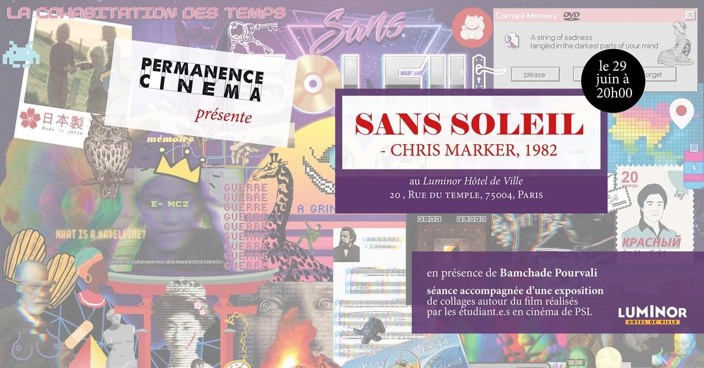 Photo du film Sans Soleil