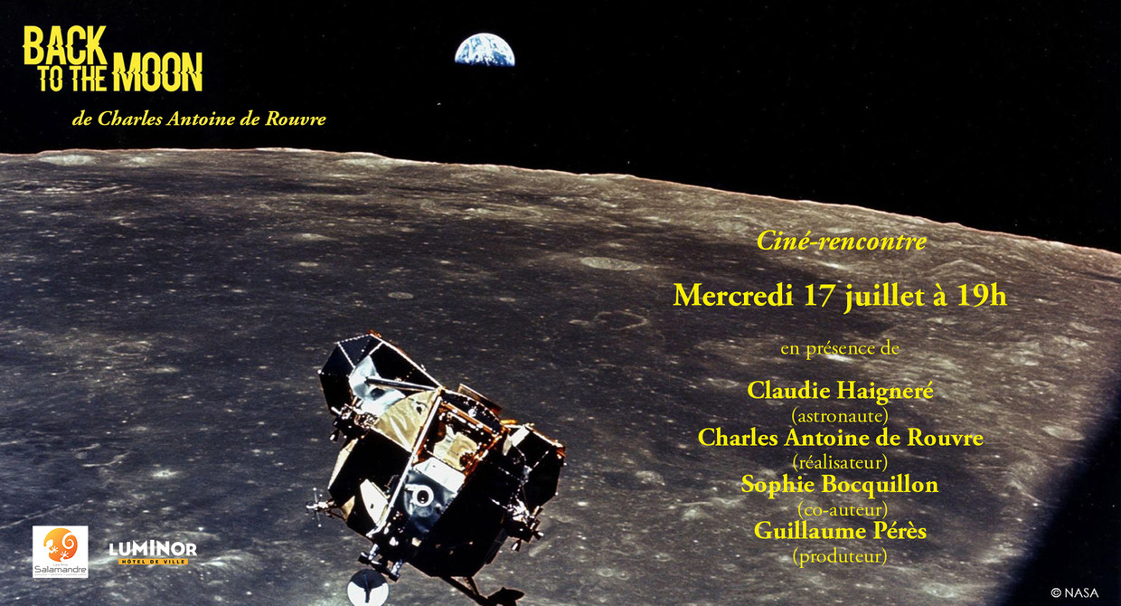 Photo du film Back to the Moon