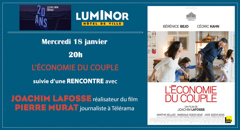 Photo du film L'Économie du couple