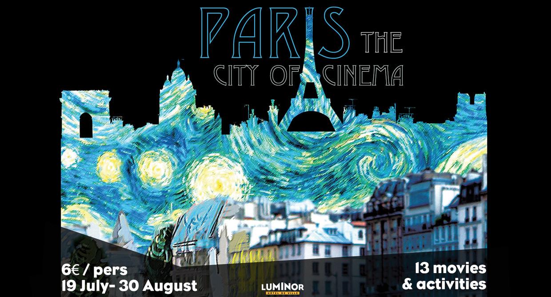 PARIS, la cit� du cin�ma