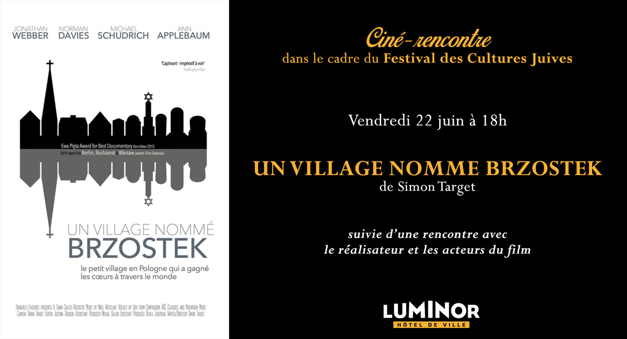 Photo du film Festival des cultures juives - Un village nommé Brzostek
