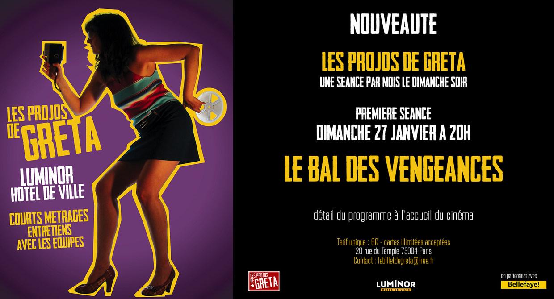 Photo du film Les Projos de Greta : Le Bal des vengeances