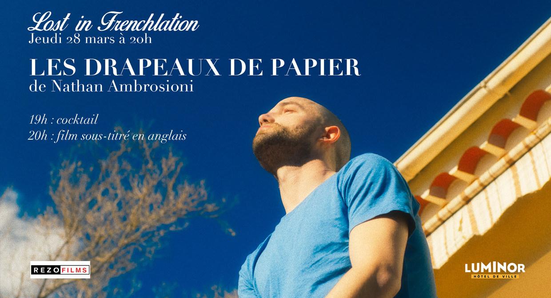 Photo du film Les Drapeaux de papier