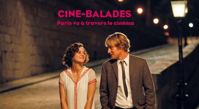 CIN�-BALADES PARISIENNES