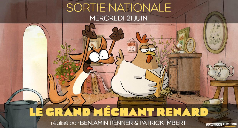 Photo du film Le Grand Méchant Renard et autres contes