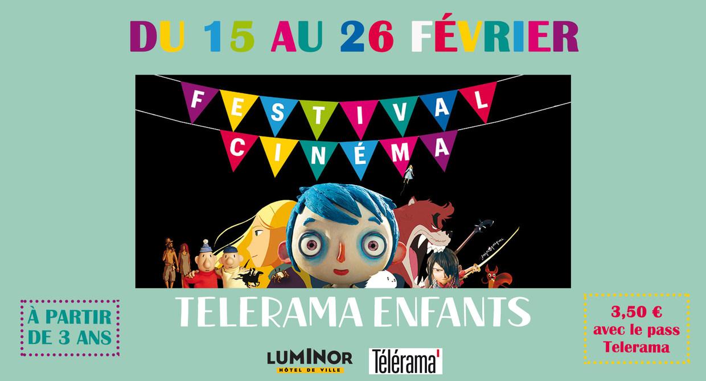 Festival télérama JP