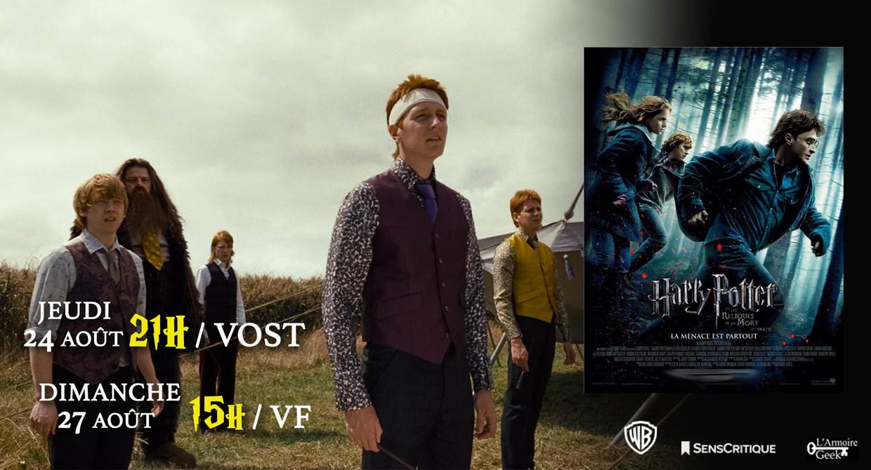 Photo du film Harry Potter et les reliques de la mort - partie 1