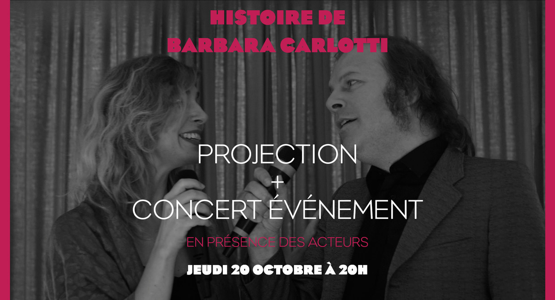 Photo du film Histoire de Barbara Carlotti