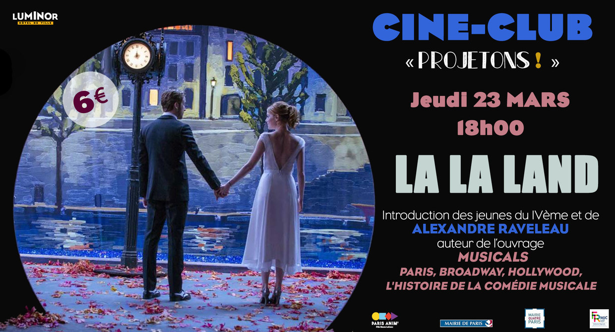 Photo du film La La Land