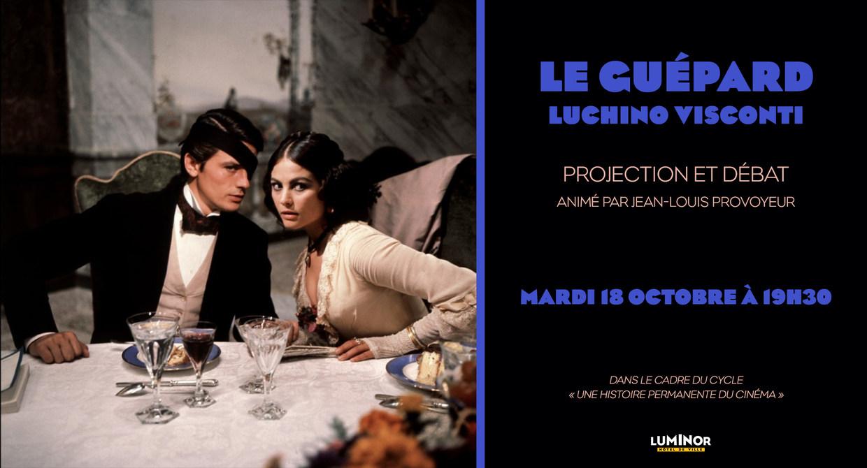 Photo du film Le Gu�pard, version remasteris�e